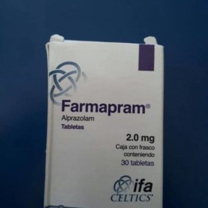 Farmapram 2mg Name: Farmapram Dosage: 2mg Package: 30 Tablets pack