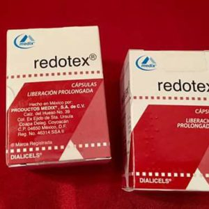 Redotex Name: Redotex Dosage: 30mg Package: 30 Capsules pack