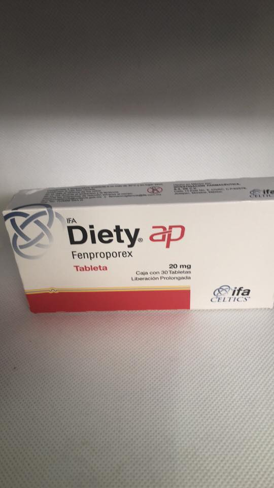 Name: IFA Diety AP Dosage: 20mg Package: 30 Tablets pack